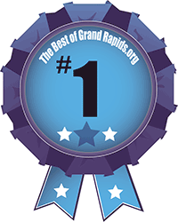 Best of Grand Rapids award