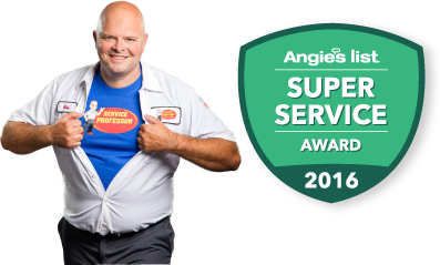 Service Professor INC. Angies List Award Plumber, HVAC, and Electrical Grand Rapids