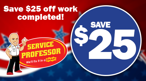 Service Professor 4th of July Special
