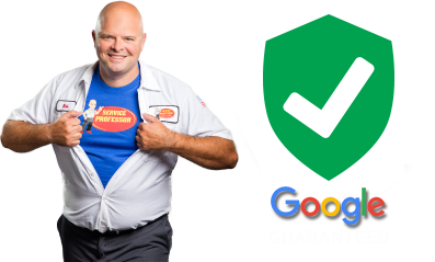 Service Professor, Inc. Google Guaranteed Plumbing, HVAC, and Electrical
