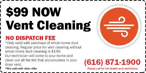 $99 Vent Cleaning